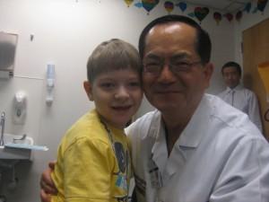 Oluś i Doktor T.S. Park