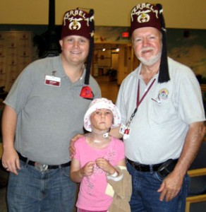Ola w Shriners Hospital